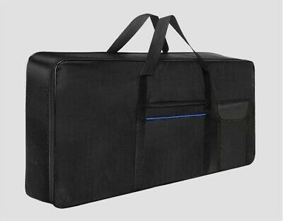 61 Keys Keyboard Electronic Piano Bag -- brand new in black thickening type