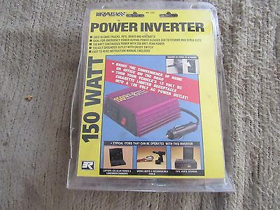 150 Watt Power Inverter, Rally