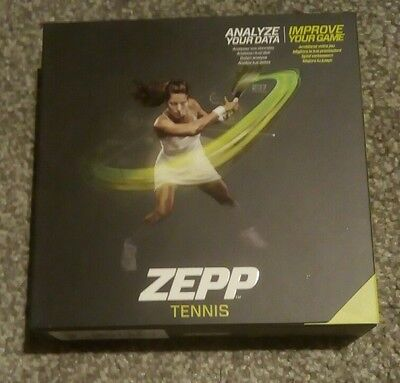 Zepp Tennis Swing Analyser IOS & Android - brand new