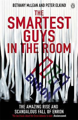 The Smartest Guys in the Room, Bethany McLean