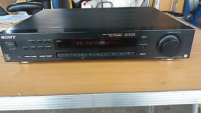 Sony ST-S570ES FM Stereo Tuner