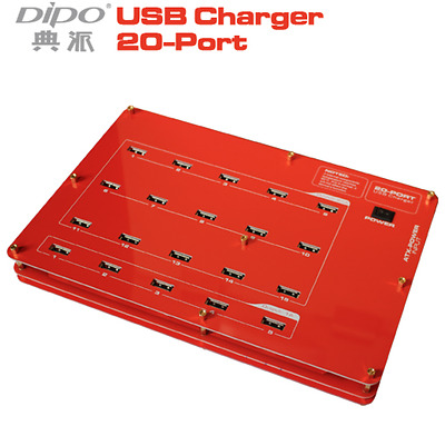 20 port usb charging or transfer usb2.0 hubs by the PSU power for bitcoin miner