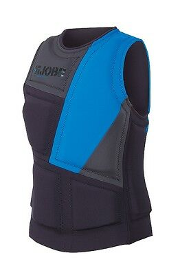 Jobe EXCEED Comp Vest Impact protection Neoprene Blue