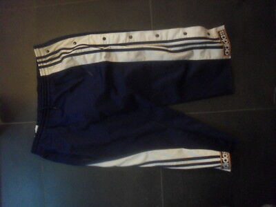 Adidas bottom popper pant adibreak vintage tracksuit pantalon 90 short pantaloni