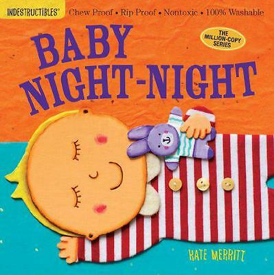 Indestructibles: Baby Night-Night, Amy Pixton | Paperback Book | 9780761181828 |