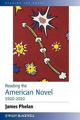 Reading the American Novel 1920-2010 | James Phelan |  9780631230670