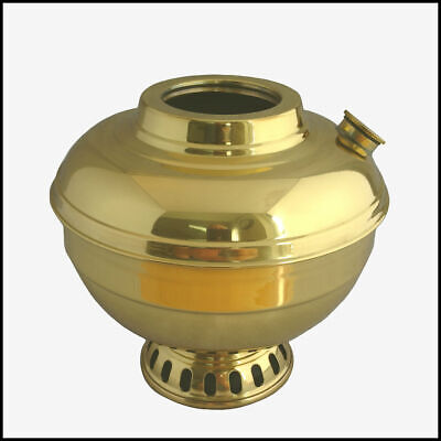 ALADDIN LAMP PART # N226B BRASS FONT for use WITH HANGING LAMPS & WALL BRACKETS