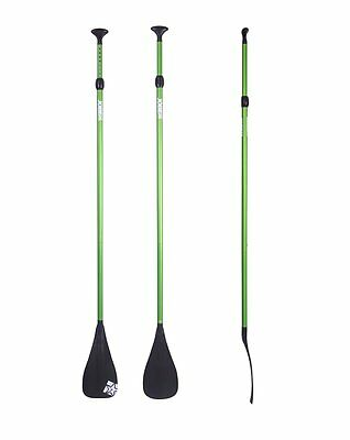 Jobe SUP Paddle Aluminum paddle for Stand up Paddle Board 3 pieces