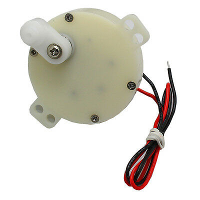 1 set 50GB-500 50-type Intelligent Clock Rotating Box,12V6rpm DC Gear Motor