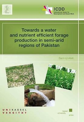 Towards a water and nutrient efficient forage production in  ... 9783862197224