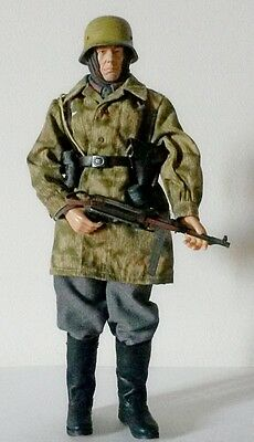 Action figure 1/6 - CUSTOM German soldier with rifle