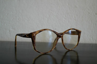 Vintage CD Christian Dior 2224 Brille glasses 80s