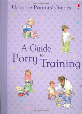 Potty Training (Parents' Guides), Good Condition Book, Young, Caroline, ISBN 978