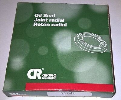 Oil Seal Joint Radial Chicago Rawhide 23646