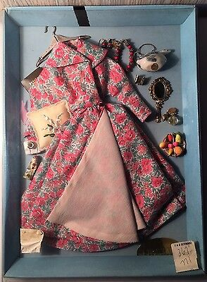 """""""Garde-Robe"""" Mdvanii Floral Gown Box Set by BillyBoy* Liberty of London fabric"""