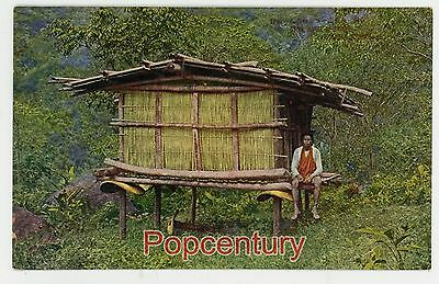 1930s Postcard China Formosa Taiwan Store House of Savage Kappanzan Taipei
