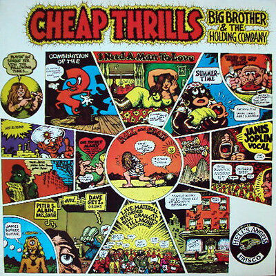 Big Brother & The Holding Company – Cheap Thrills