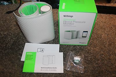 Withings Wireless Blood Pressure Monitor for Apple and Android 11420