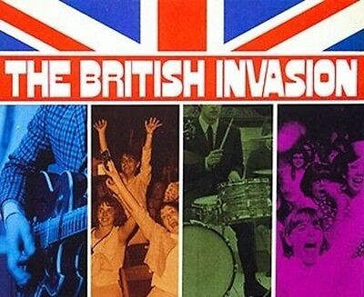 Various Artists - The British Invasion [New CD] Boxed Set