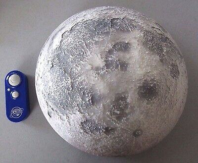 EUC DISCOVERY KIDS Lunar Phase Moon Lamp with Remote Control