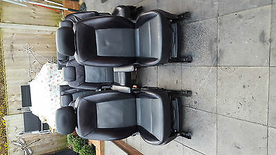 Ford Galaxy Leather Seats With Door Cards
