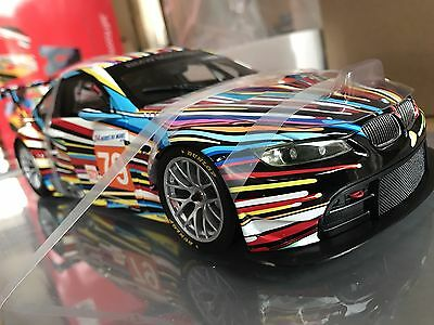 1/18 Minichamps BMW M3 GT2 (E92) No.79, Le Mans Jeff Koons ART CAR 2010