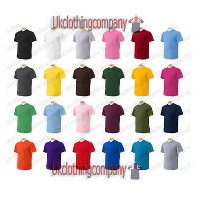 Gildan Ultra Cotton short sleeve t shirt - mens womens tops S to 5XL