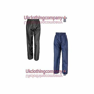 Result Core Core Junior Storm Over Trousers - Childrens waterproof pants - 3-12