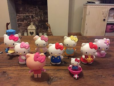 Hello Kitty Figures By McDonalds & Others