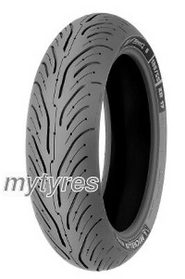 Motorbike tyres Michelin Pilot Road 4 Rear 160/60 ZR17 69W
