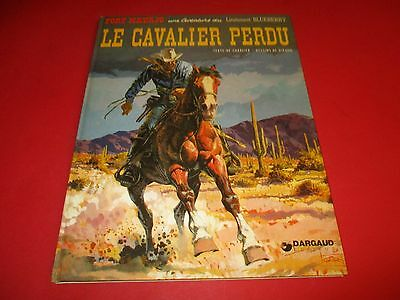 Bd Blueberry 4 Le Cavalier Perdu, Charlier Giraud - Dargaud Be