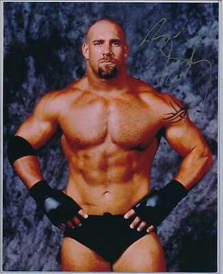Bill Goldberg 8 X 10 Photo