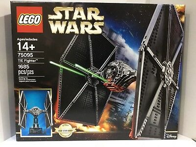 Lego Star Wars 75095 Tie Fighter Ultimate Collectors Series