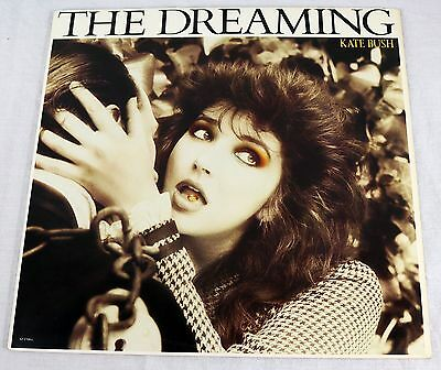 Kate Bush 1982 The Dreaming Vinyl LP Album Art Rock Music MT/NM ST17084 EMI