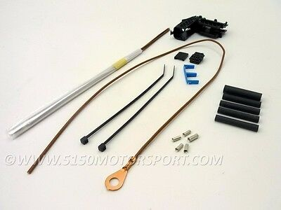 Porsche Boxster & 996 Seat Belt Receptacle Wiring Harness Repair Kit NEW Genuine