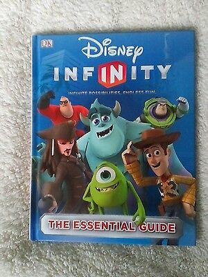 Disney Infinity The Essential Guide New Book