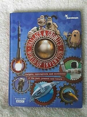 Wallace and Gromit's World of Invention Book