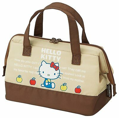 Japanese Lunch Box Bentou-hako  HELLO KITTY Cold insulation lunch bag