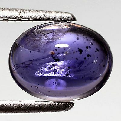 1.60 Cts Very Rare Top Quality Blue Color Natural Iolite Gemstones