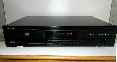 DENON DCD-660 Lector de CD reader. Buen estado.