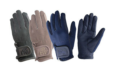 Hy5 Children's Every Day Riding Gloves - Equestrian Horse Riding Various Colours