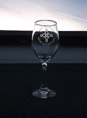 The Mission  Wine  Glass World Crusade