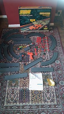 Ideal TCR 1977, 8 curved 8 straight track, 4 cars,2 controls etc boxed ,untested