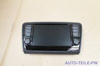 Skoda Octavia 5E III Touch Display Navigation Bildschirm 5E0919606