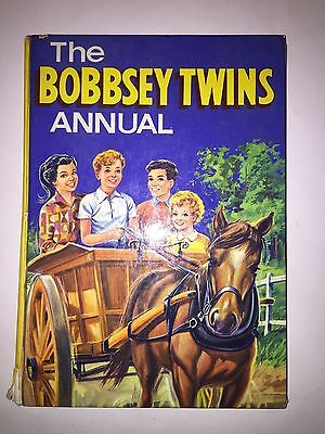 vintage The Bobbsey Twins Annual 1964 - Stories by Laura Lee Hope hardcover