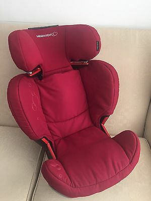 Maxi-Cosi RodiFix Air Protect Isofix Booster Car Seat Group 2-3/ Free P&P