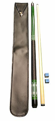 John West Billard Set - Queue JW-2 + Tasche + 2 Stücke Kreide