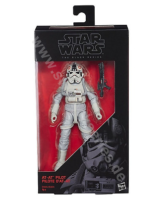 Star Wars - The Black Series 6 Inch / At-At Driver #31 / Casefresh