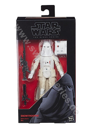 Star Wars - The Black Series 6 Inch / Imperial Snowtrooper #35 / Casefresh