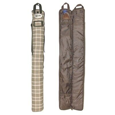 Intrepid International NEW Tail Extension Bag for Travel and Storage - Plaid